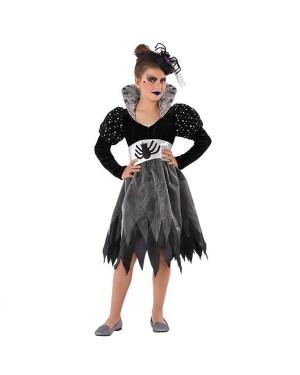 Costume da Donna Ragno Bambina per Carnevale | La Casa di Carnevale