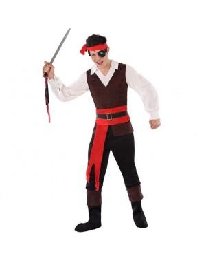 Costume da Pirata Giovanile per Carnevale | La Casa di Carnevale