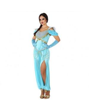 Costume da Principessa Araba Blu Donna per Carnevale | La Casa di Carnevale