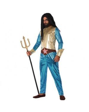 Costume Eroina dei Fumetti Metallico Adult per Carnevale | La Casa di Carnevale