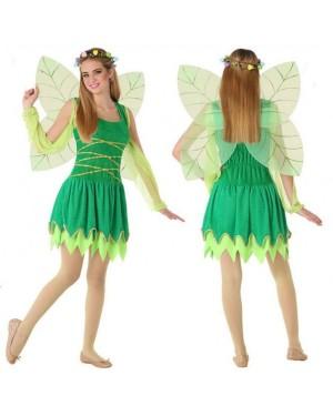 Costume Fata Verde Giovanile per Carnevale | La Casa di Carnevale
