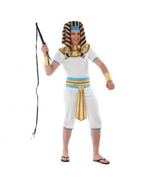 Costume Imperatore Egiziano Giovanile per Carnevale | La Casa di Carnevale