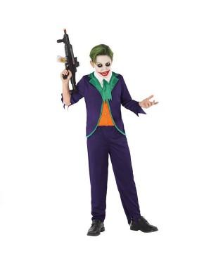 Costume Joker Bambini per Carnevale   La Casa di Carnevale