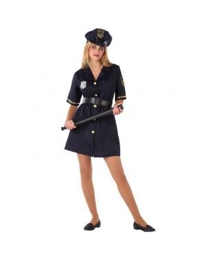 Costume Poliziotta Giovanile per Carnevale | La Casa di Carnevale