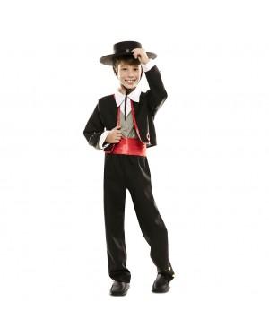 Costume Andaluso-Spagnolo Bambino per Carnevale | La Casa di Carnevale