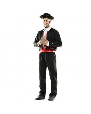 Costume Andaluso-Spagnolo Uomo per Carnevale | La Casa di Carnevale