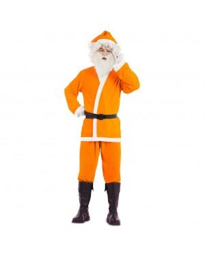 Costume Babbo Natale Arancia per Carnevale | La Casa di Carnevale