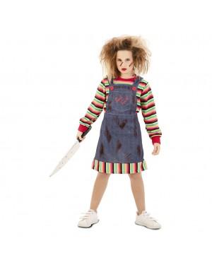 Costume Bambina Posseduta per Carnevale | La Casa di Carnevale