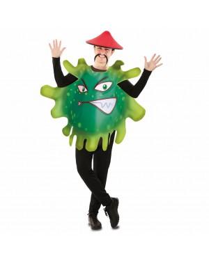 Costume Coronavirus Adulto per Carnevale | La Casa di Carnevale