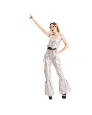 Costume Disco Abbagliante Donna per Carnevale | La Casa di Carnevale