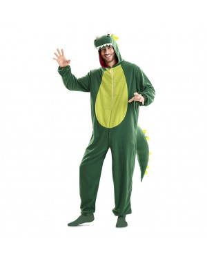 Costume Dragone-Coccodrillo Adulto per Carnevale | La Casa di Carnevale