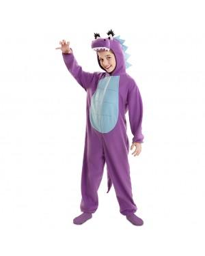Costume Dragone-Coccodrillo Bambini per Carnevale | La Casa di Carnevale