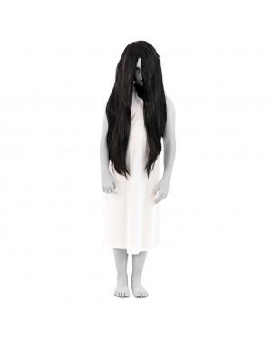 Costume Fantasma Spettrale Bambina per Carnevale | La Casa di Carnevale