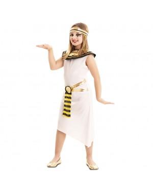 Costume Faraone Egiziana Bambina per Carnevale | La Casa di Carnevale