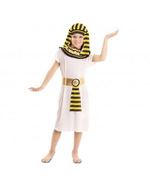 Costume Faraone Egiziano Bambino per Carnevale | La Casa di Carnevale