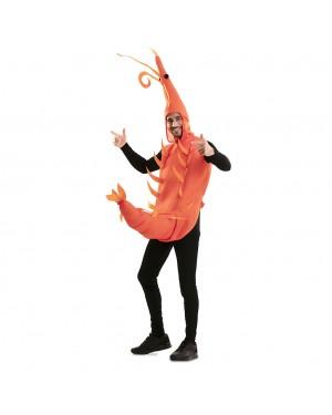 Costume Gamberetto Adulto per Carnevale | La Casa di Carnevale