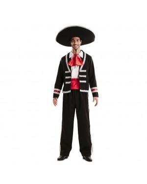 Costume Messicano-Catrin Adulto per Carnevale | La Casa di Carnevale