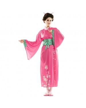 Costume Orientale Giapponese Donna per Carnevale | La Casa di Carnevale