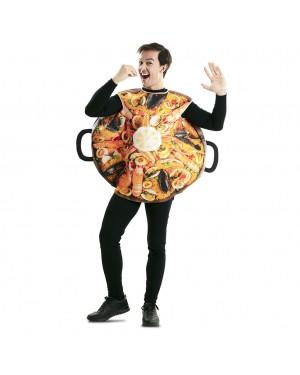 Costume Paella Adulto per Carnevale | La Casa di Carnevale