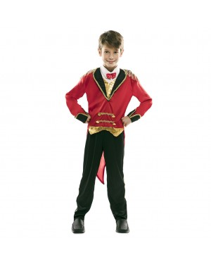 Costume Presentatore Circo Bambino per Carnevale | La Casa di Carnevale