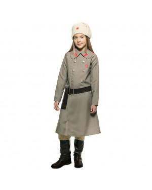 Costume Russo Bambina per Carnevale | La Casa di Carnevale