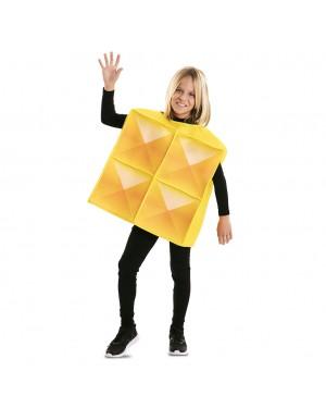 Costume Tetris Bambino Amarillo per Carnevale | La Casa di Carnevale