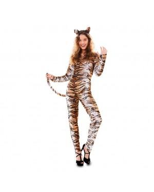 Costume Tigre Donna per Carnevale | La Casa di Carnevale