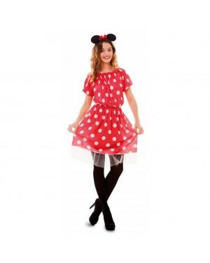 Costume Topolina Donna per Carnevale | La Casa di Carnevale