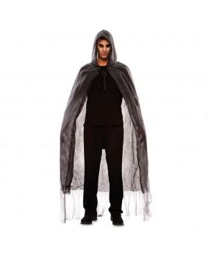 Mantello sinistro 160x165cm per Carnevale | La Casa di Carnevale