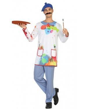 Costume da Pittore M/L per Carnevale