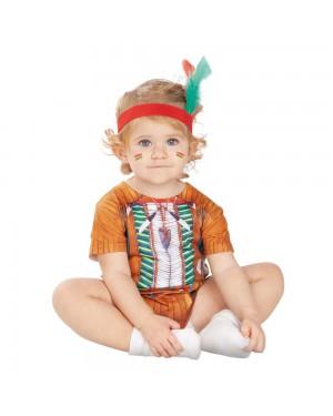 Bodysuit Indiano Bimbo  per Carnevale   La Casa di Carnevale