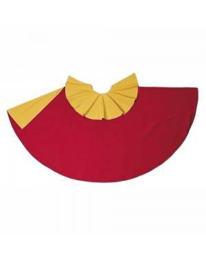 Cappa da Torero Rosso e Gialla Adulto per Carnevale | La Casa di Carnevale