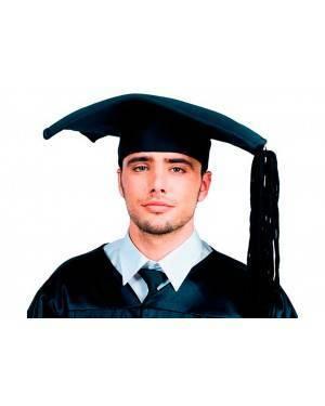 Cappello da Laureato Jumbo Per Adulti
