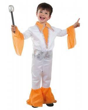 Costume da Abba Bimbo 24 Mesi  per Carnevale | La Casa di Carnevale
