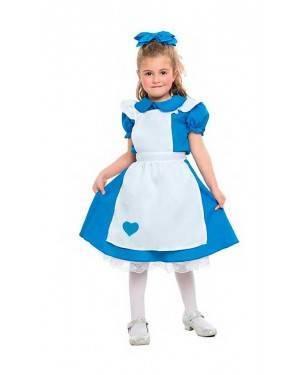 Costume Alice Tg. 10-12 Anni