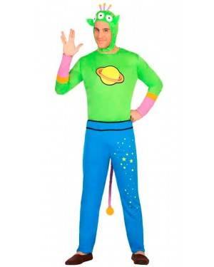 Costume Alieno XL