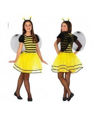 Costume Ape Bambina 7-9 Anni per Carnevale