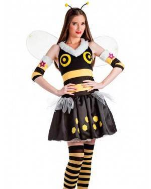 Costume Ape Lady Bee Tg. M/L