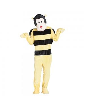 Costume Ape Mascotte Gigante per Carnevale | La Casa di Carnevale