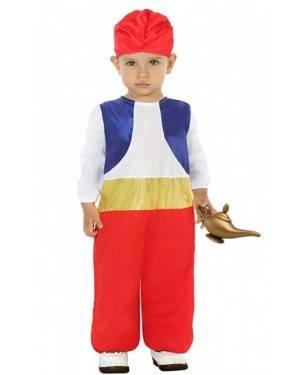 Costume Arabo Bebè per Carnevale | La Casa di Carnevale