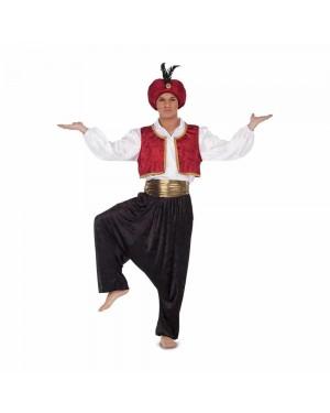 Costume Arabo M/L per Carnevale | La Casa di Carnevale