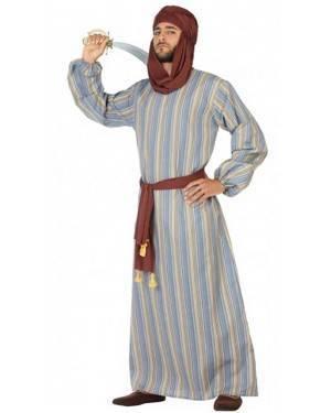 Costume Arabo Saraceno Uomo per Carnevale | La Casa di Carnevale