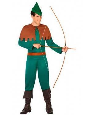 Costume Arciere Robin XS/S