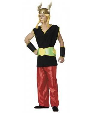 Costume da Asterix Adulto per Carnevale | La Casa di Carnevale