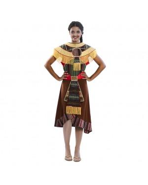 Costume Azteco per Donna per Carnevale | La Casa di Carnevale