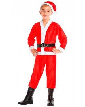 Costume Babbo Natale Tg. 1-2 Anni