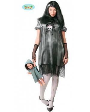 Costume Babinaia Morta per Carnevale