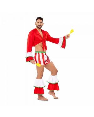 Costume Ballarino di Rumba Sexy Uomo per Carnevale | La Casa di Carnevale