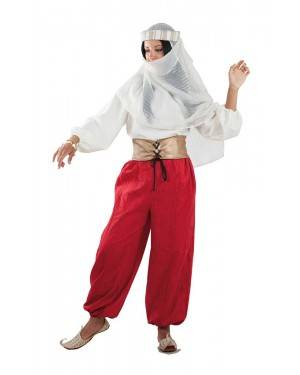 Costume da Ballerina Araba Adulto