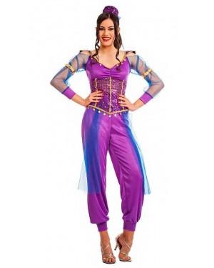 Costume Ballerina Araba Taglia M-L per Carnevale